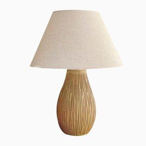Stoneware Table Lamp by Greta Runeborg for Upsala-Ekeby, 1940s
