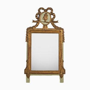 Marriage Mirror with Bird