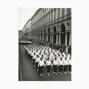 Unknown, The March of Women, Vintage Photo, Early 20th Century