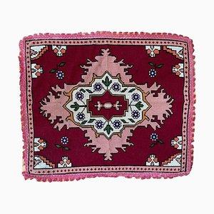 Handmade Small Wool Runner Rug