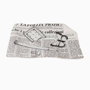 Ceramic Catchall Designed by Piero Fornasetti, 1950s