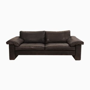 Black Conseta Sofa from Cor
