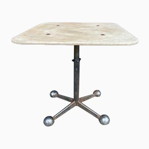 Marble Garden Table from Allegri Parma