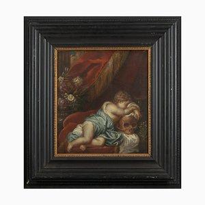 18th Century Dutch Baroque Style, Still Life, Oil on Canvas