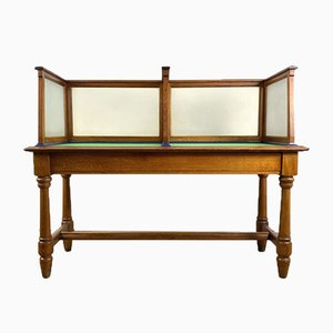 Antique Clerks Table, 1920s