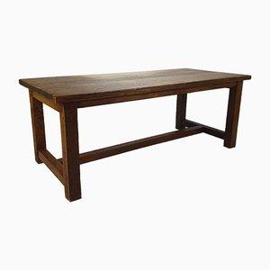 Mid-Century Modernist Oak Dining Table, 1960s