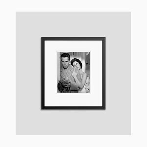 Taylor and Newman Archival Pigment Print Framed in Black by Bettmann