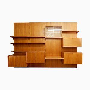 Wall Unit by Poul Cadovius for Cado, 1960s