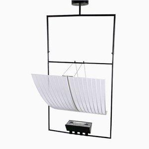 Zefiro Hanging Lamp by Mario Botta for Artemide, 1980s