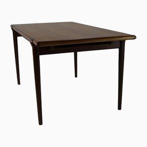 Rosewood & Teak Dining Table for Topform