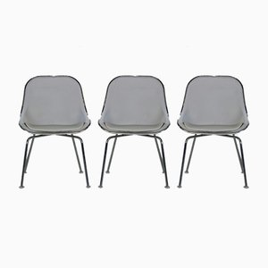 Dining Chairs by Antonio Citterio for B&B Italia, Set of 3