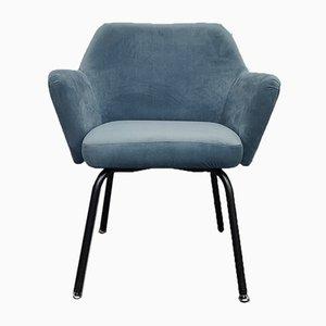 Velvet Armchair, 1960s