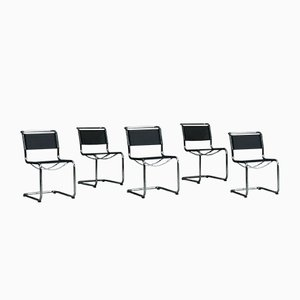 S33 N Cantilever Chair by Mart Stam for Thonet