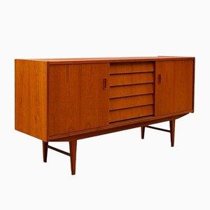 Teak Trio Sideboard by Nils Jonsson Troeds, 1960s