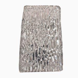 Sculpted Glass Wall Lights by J. T. Kalmar, 1960s