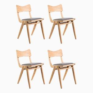Bumerang Chairs, Set of 4