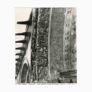 Osvaldo Böhm, Venice San Marco Church, Vintage Photo, Early 20th Century