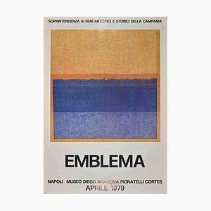 Emblem, Poster Vintage, 1979