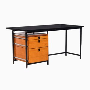 Desk by Jules Wabbes for Le Mobilier Universel
