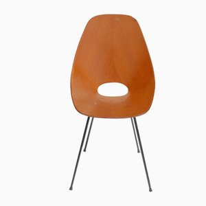 Mid-Century Italian Plywood Chair from Fratelli Tagliabue, 1950s