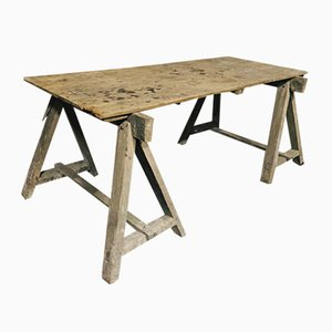French Wine Harvest Table