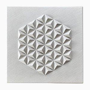 Ti Amo Due, Portland Limestone Carving by Zoe Wilson, 2021