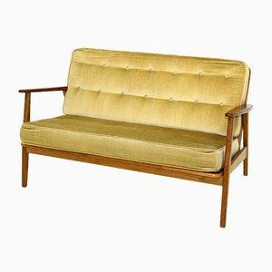 Velvet Festool Sofa by Eric Wørtz & Tue Poulsen for Ikea, Sweden, 1960s