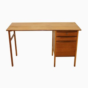 Teak Desk, Sweden, 1960s