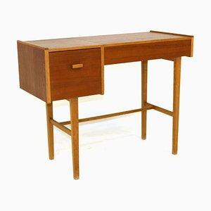 Dressing Table in Teak and Oak, Sweden, 1960s