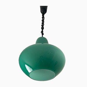Vintage Murano Glass Pendant Lamp by Paolo Venini