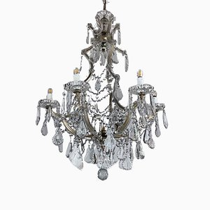 Maria Theresa Chandelier in Crystal