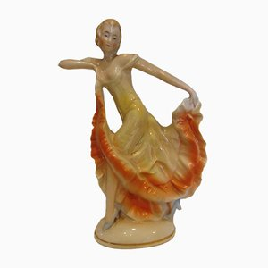 Vintage Pop Art Dancer from Steatyt Katowice, 1960s