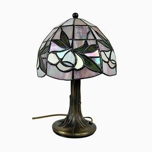 Tiffany Style Lotus Flower Table Lamp from De Nieuwe Honsel