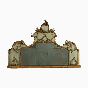 Barocchetto Lombarda Mantelpiece