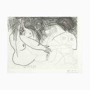 Pablo Picasso, 29 Mars 1971 II, Original Etching