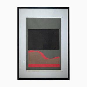 Louise Nevelson, Untitled, Original Screen Print, 1973