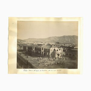Unknown, Ancient Views of Chefoo, Vintage Albumen Print, 1890s