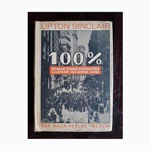 100%, Book by George Grosz, 1921