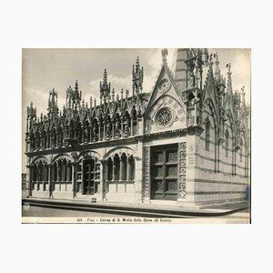 Unknown, S. Maria Della Spina Church, Pisa, Early 20th Century