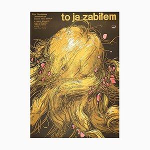 W. Swierzy, I Killed (I Killed), Vintage Poster, 1974