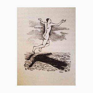 Die Salzige Taufe, Book Illustrated by Karl Rössing, 1933