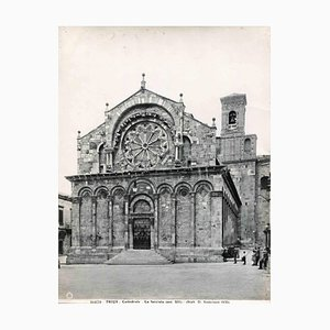 Unknown, Troja Cathedral, Vintage B/W Photo, Early 20th Century