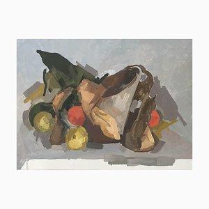 René Guinand, Pot Cassé et Fruits, 1946