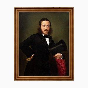 Christian William Schenström, Portrait of a Gentleman
