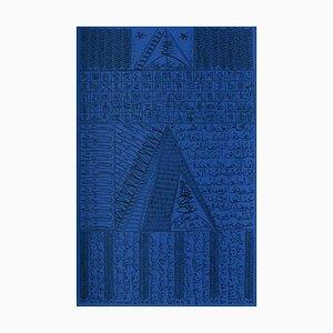 Hommage à Rabia Al Adawiyya V by Rachid Koraichi
