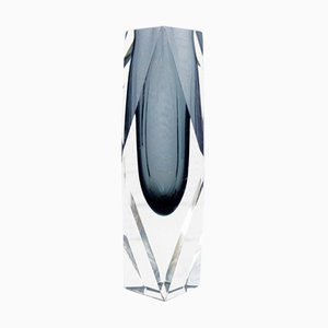 Submerged Murano Glass Vase, 1970s