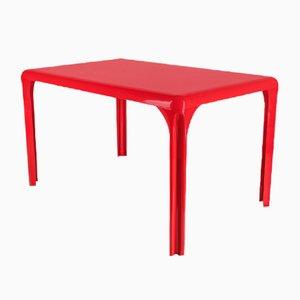 Model 120 Dining Table by Vico Magistretti for for Artemide Magistretti Modernariato, 1970s