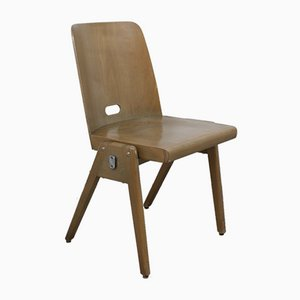 Wooden Chair by Bombenstabil