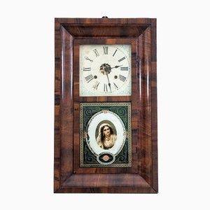 Ansonia Wall Clock, USA, Mid 19th Century
