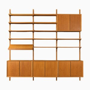 Shelving System by Poul Cadovius, 1960s